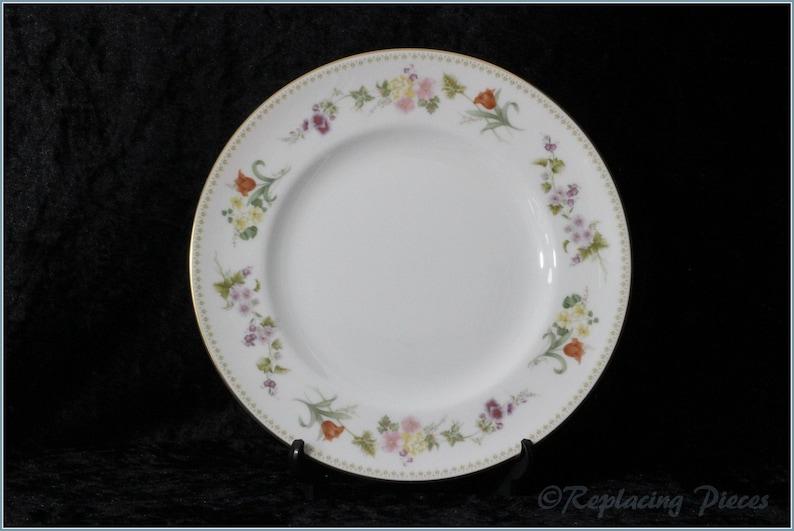 - 8 Salad Plate R4537 Wedgwood Mirabelle