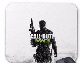 3bcd5d63f76 Call Of Duty Modern Warfare 3 Computer Mouse Mat Pad Rectangular 5mm Very  Thick