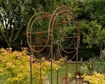 Handcrafted Bespoke Garden Archway