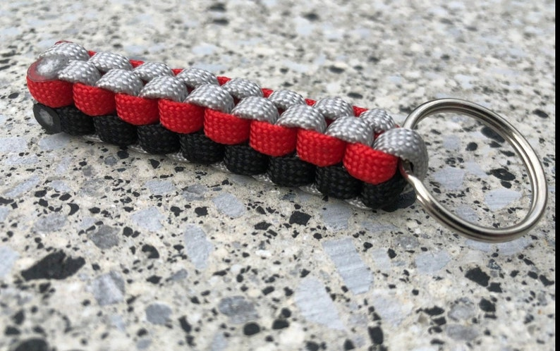 Ford Style Colours Fiesta Mondeo Focus ST ST180 ST150 ST-Line ST2 ST3 Keyring