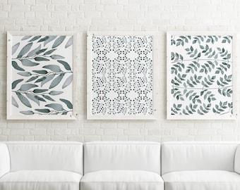 image relating to Etsy Printable Wall Art named Printables wall artwork Etsy