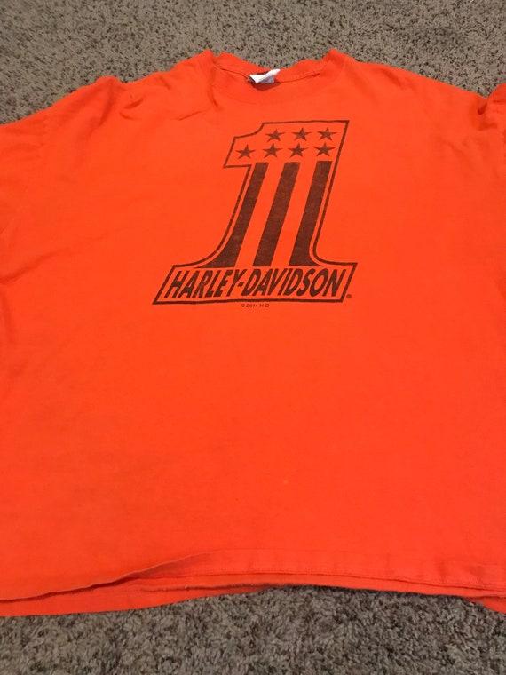 Harley Davidson T- Shirt