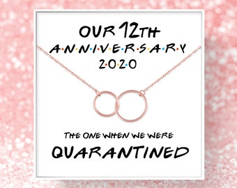 12th Anniversary Etsy