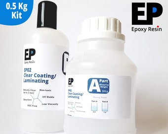 EP EpoxyResin: Casting Resin High-Quality Non-Toxic | Etsy