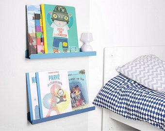 Produkty Podobne Do Półka Na Plakaty Zdjęcia Książki Zabawki
