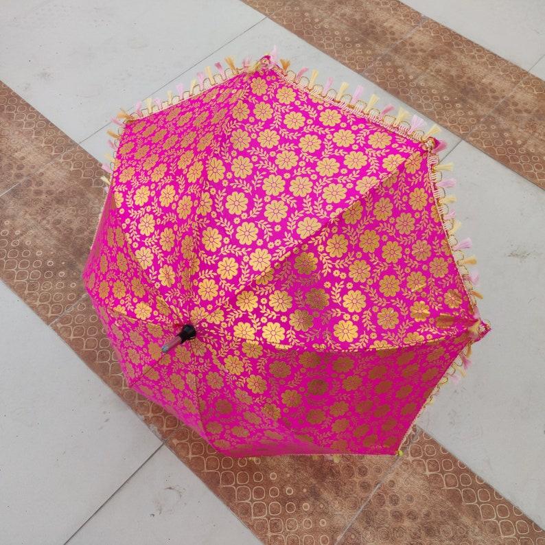 10 Pcs Mix Christmas Decor Gift Umbrella Home Decor Wedding Umbrella parasol Beautiful Party Decor Vintage indian Umbrella Parasol Decor