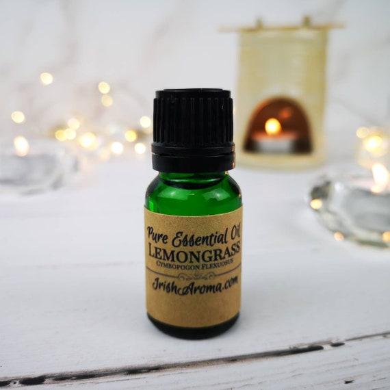 Lemongrass - Pure Essential Oil