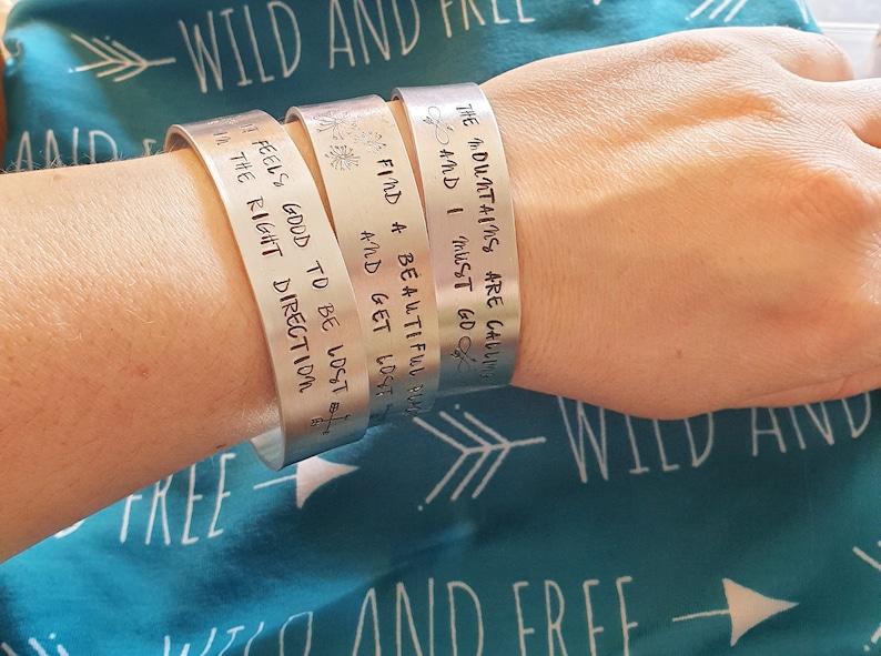 bracelet for the adventurous