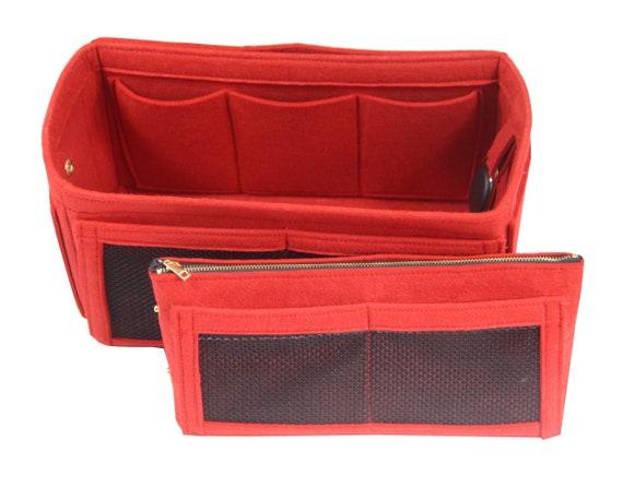 Felt Purse Insert Type BING Organize Designers Bag Light Soft Sturdy Keep Tote Bag in Shape Fit Neverfull Speedy Birkin Le Pliage Artsy