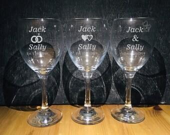 Bulk Wedding Glasses Etsy