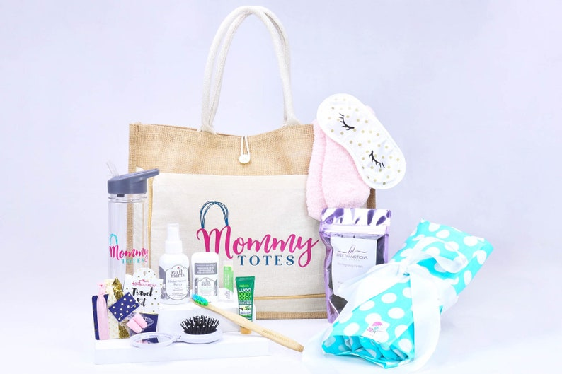 Ultimate Push Present HOSPITAL TOTE all-in-one tote includes image 0