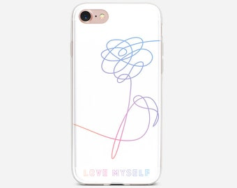 coque iphone 7 love yourself