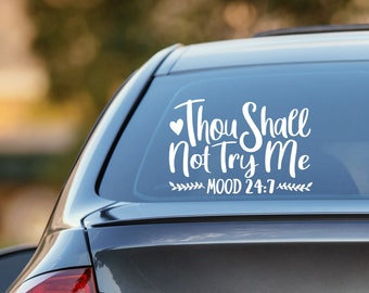 Mom Life Car Decals | 9 Designs Available | Multiple Colors