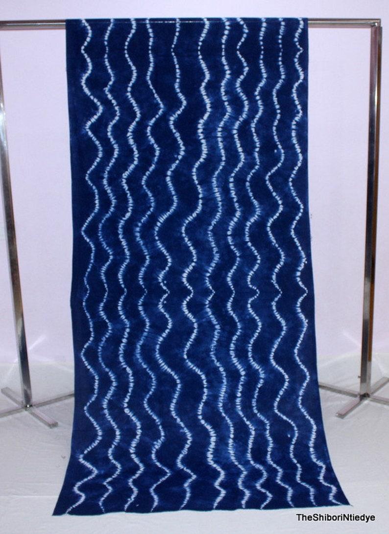 Hand Dye Natural Color Tie dye Yards Indian Fabric Indigo Bandhani Shibori Print Cotton Fabric Women/'s Clothing Girls Dress Fabric WF#023