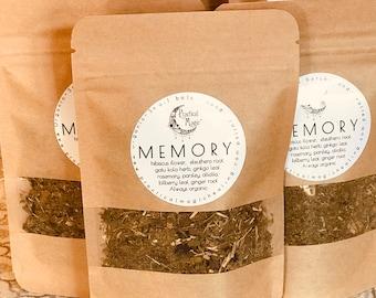 FOCUS/MEMORY TEA