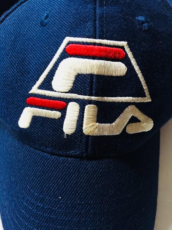 Fila Hat And 101 Dalmatians Long T Shirt Vintage Bundle Deal Sale Clean