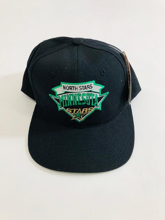 Vintage Minnesota North Star Snapback NHL Sports S