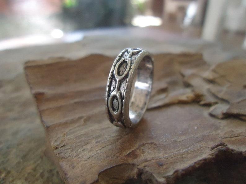 Decorated Boho Ring  Minimalist Ring