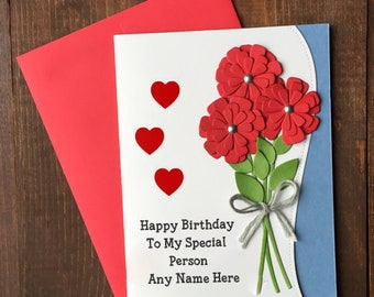 Greeting Cards For Special Someone