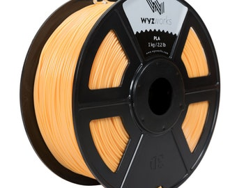 3D Printer Filament  PLA GREEN 1.75mm 1Kg Spool HIGH Purity made by Philament™