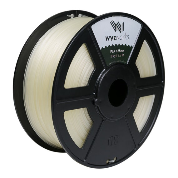 Green WYZwork 3D Printer Premium ABS Filament 3.0mm 1kg//2.2lb