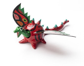 Mexican dragon • Red