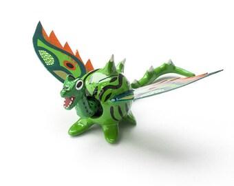Mexican dragon • Green
