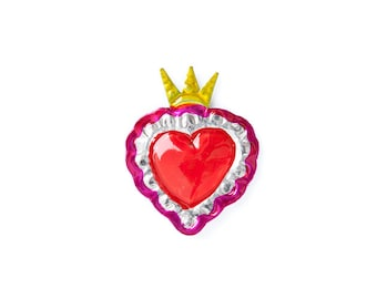 Heart magnet • Crown