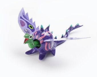 Mexican dragon • Purple