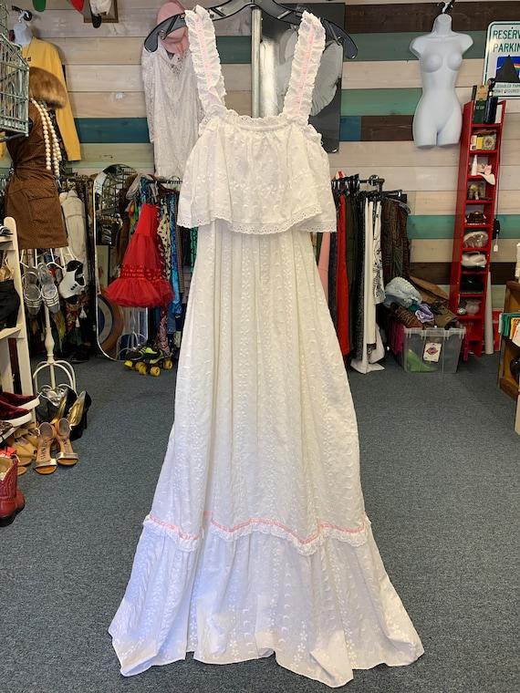 Handmade Vintage Cottagecore Dress