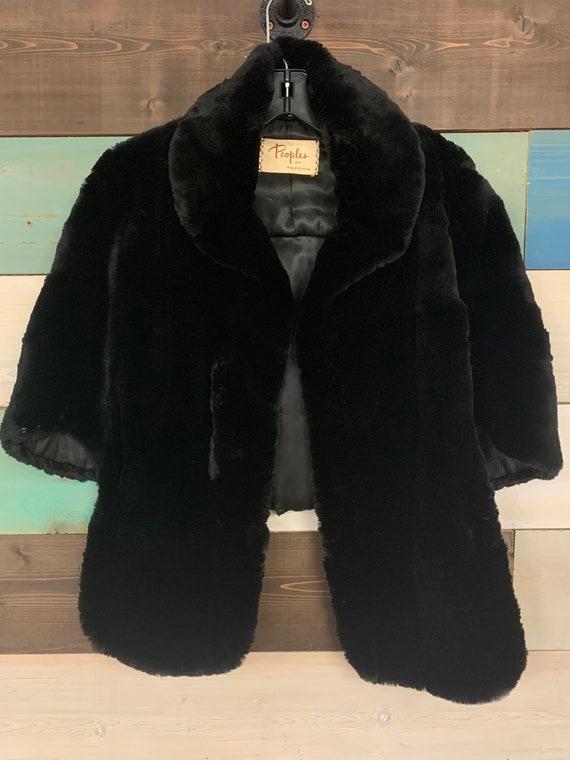 40's Vintage Fur coat
