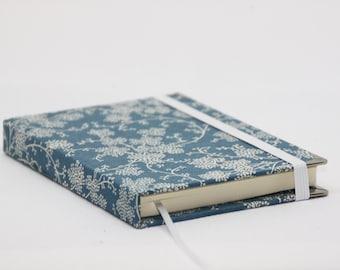 Pocket Calendar 2022 Handmade Handmade Paper Vines Blue Pocket Calendar