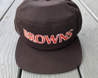 9474661f Cleveland brown hat | Etsy
