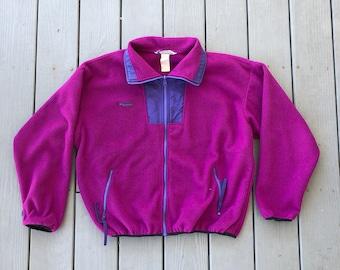 70c1a92c Usa columbia fleece | Etsy