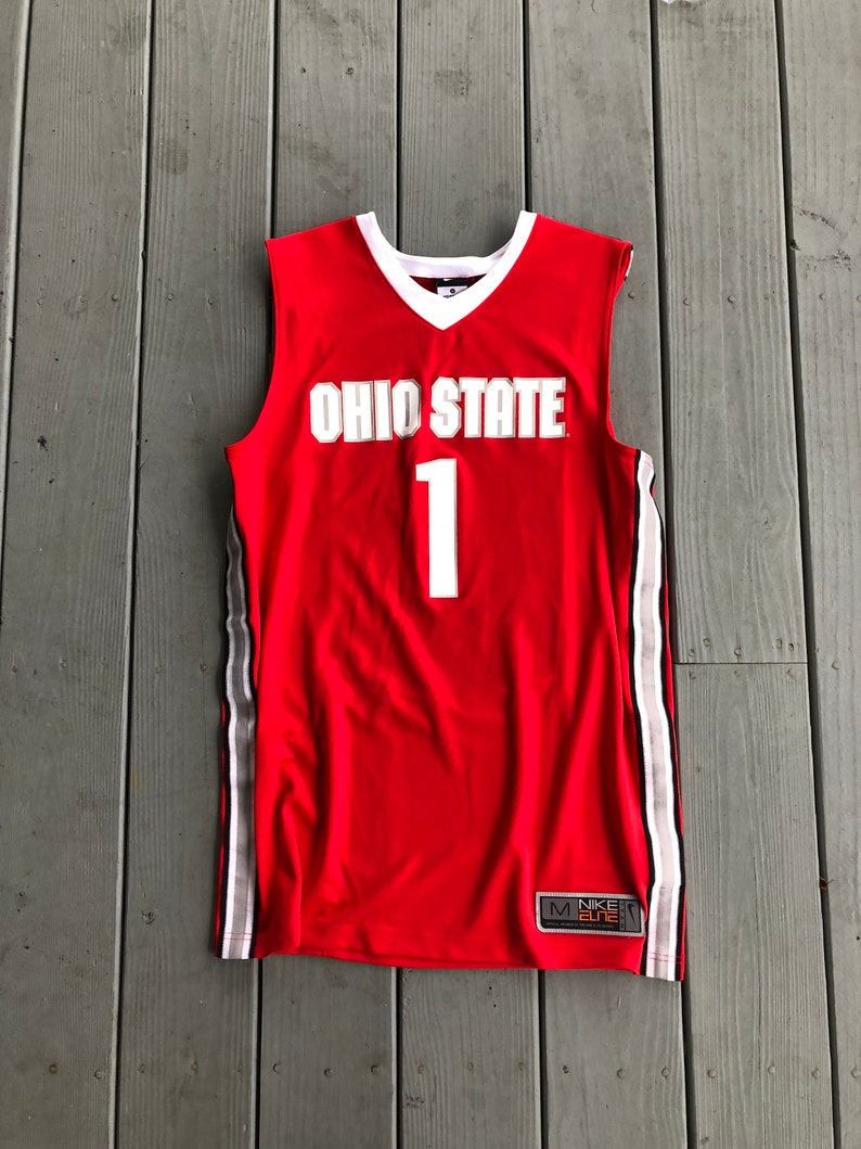 0955ef430 Nike Elite Ohio State University Buckeyes basketball