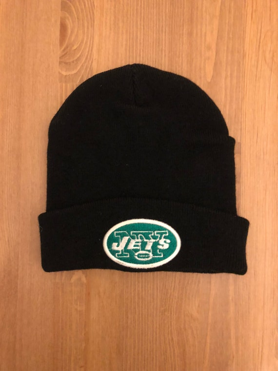 215325001b150e New York Jets winter hat beanie | Etsy