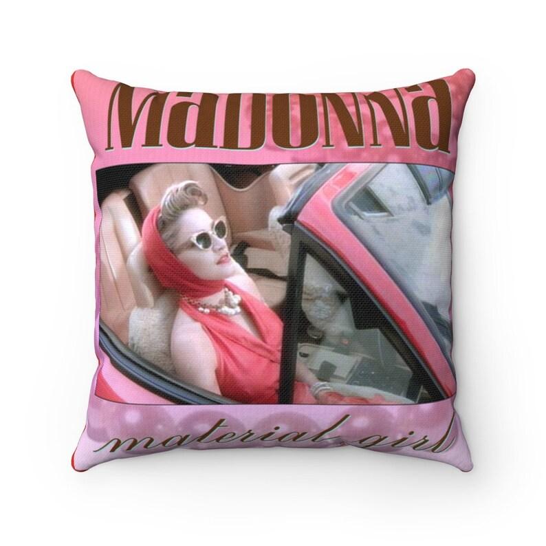 Madonna Material World Pillow Case