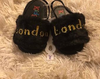 6e214a28f9cb Fuzzy baby slippers
