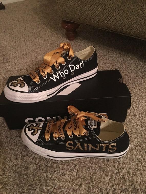 68465ee2f1da Saints sneakers custom sneakers design your own sneaker