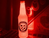 YOU PICK Call of Duty Fallout Juggernog Revive Speed Double Tap 12 oz Zombie Perk Bottle Light LED Bar Man Cave
