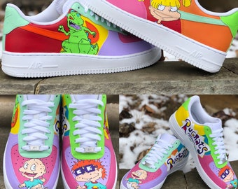 2cdc8fbbaa68 Rugrats Air Force One Sneakers