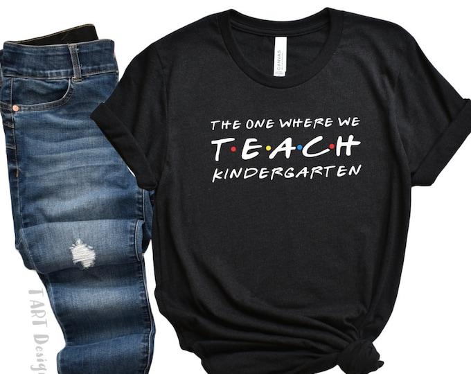 The One Where We Teach / Customizable Grade