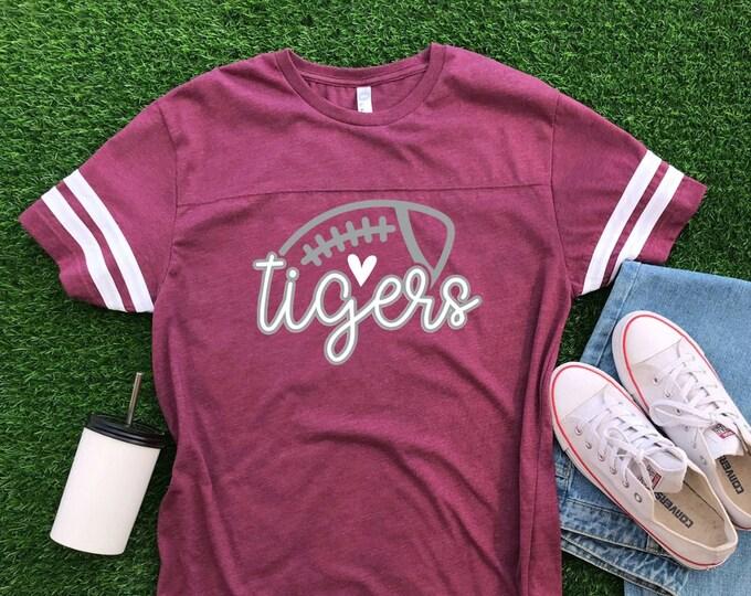 Nevada Tigers Jersey / Football Mom Jersey