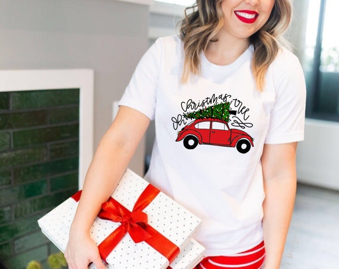 Oh Christmas Tree Tee