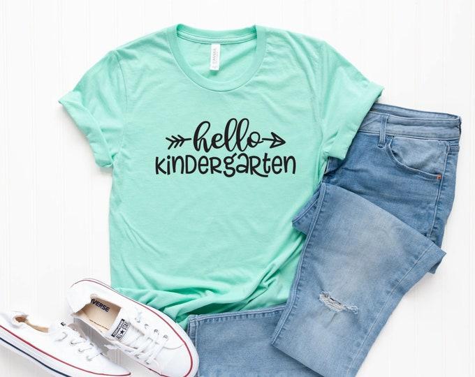 Hello Kindergarten / Kindergarten Teacher