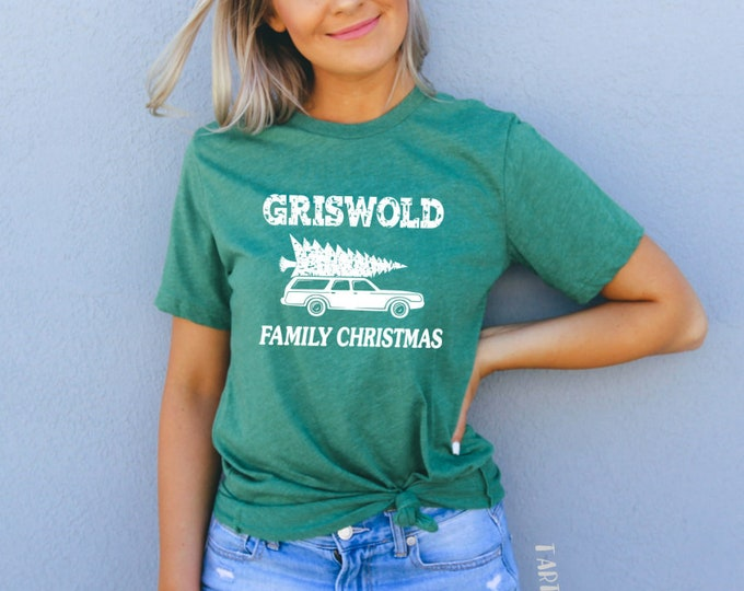 Griswold Family Vacation / Christmas Vacation / National Lampoon Theme / Christmas