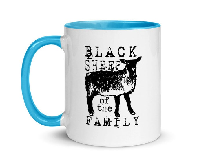 Black Sheep of the Family Mug