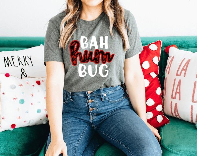Bah Hum Bug Christmas Story Shirt