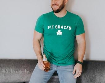 Fit Shaced / St Patricks T Shirt