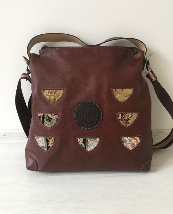 turkish kilim bag,15x16inc,38x40cm,otantic bag,sho
